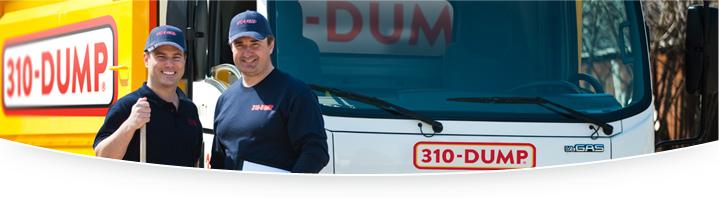 310-DUMP company Logo